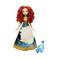 Кукла Мерида с волшебной юбкой. Disney Princess Merida's Magical Story Skirt.