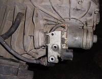 Моторчик блокировки межосевого дифференциала (Электропривод раздаточной коробки)VWTouareg 2.5tdi2002-20100