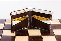 Кожаный кошелек ручной работы Hordi