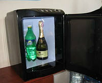 Холодильник автомобильный - минибар ТК-20 Т с режимом подогрева
