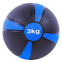 Мяч медицинский (медбол) 3 кг SC-87273-3