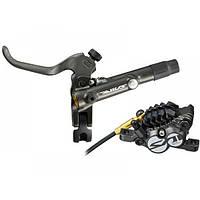 Тормоз дисковый гидравлический передний Shimano SAINT, M820 (левая торм.ручка BL-M820, тормоз/калипер BR-M820 W/FIN без адаптера, 1000мм гидролиния,