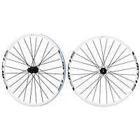 "Колеса Shimano WH-MT15-A МТВ 26"" белые, переднее +заднее, для диск. тормоза"