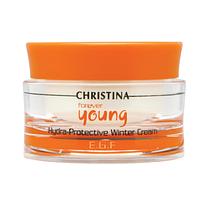 Зимний гидрозащитный крем SPF 20, Hydra Protective Winter Cream SPF 20 Christina Forever Young, 50 мл.