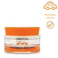 Зимний гидрозащитный крем SPF 20, Hydra Protective Winter Cream SPF 20 Christina Forever Young, 50 мл.