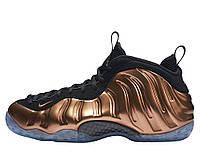 """Оригинальные мужские кроссовки для баскетбола Nike Air Foamposite One """"Metallic Copper"""""""