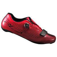 Велообувь Shimano RC7-R, красный, размер EU46