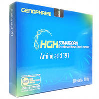 Гормон роста Genopharm (дженофарм) 10x10 ме