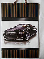 Пакет подарочный бумажный мини 8х13х4 (20-028)
