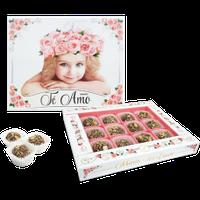 Коробка шоколадных конфет Ti Amo 0,155 кг