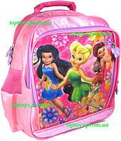Рюкзак ранец для девочки школьный Феи (Fairies). Начальная школа
