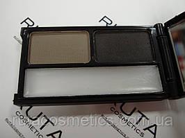 Parisa Cosmetics Brow Kit тени для бровей+гель (4)