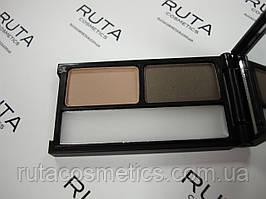Parisa Cosmetics Brow Kit тени для бровей+гель (2)