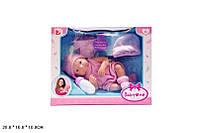 Кукла-пупс 14 см LS1401 новорожденный с аксес.распак.кор.37*15*29 ш.к./36/(LS1401)