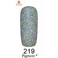Гель лак (Pigment) F.O.X. №219,6 мл