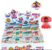 """Кукла серии """"Поп-кейк"""" с ароматом, 36 видов в ассортименте, в дисплееPopcake Surprise (1068)"""