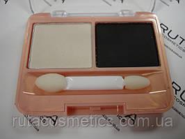 Parisa Cosmetics тени матовые двойные (13)
