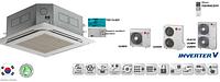 Сплит-система кассетного типа LG CT24/UU24W/PT-UMC