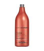 Укрепляющий шампунь предотвращающий ломкость волос -shampoo Loreal professionnel  INFORCER B6+Biotin 1500 ml