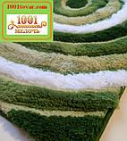 """Акриловый коврик """"Confetti"""" в ванную, 100х60 см., 1 шт., фото 2"""