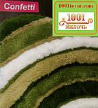 """Акриловый коврик """"Confetti"""" в ванную, 100х60 см., 1 шт., фото 3"""