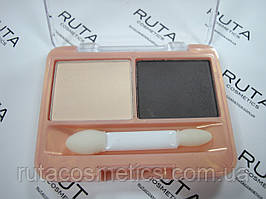 Parisa Cosmetics тени матовые двойные (01)