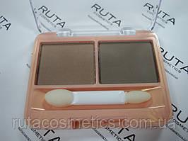 Parisa Cosmetics тени матовые двойные (04)
