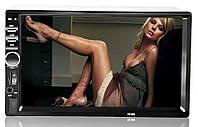 "Автомагнитола 2Din Pioneer 7018B с Экраном 7"" дюймов сенсор + USB, SD, FM, Bluetooth"