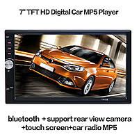 """Автомобильная магнитола 2Din Pioneer 7012B с Экраном 7"""" + USB, SD, FM, Bluetooth"""