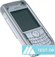 Корпус Nokia 6680 | серый