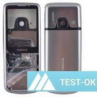 Корпус Nokia 6700 Classic | серый