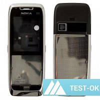 Корпус Nokia E51   серый