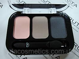 Parisa Cosmetics Eye Shadow Trio тройные тени для век (27) матовые