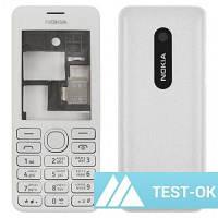 Корпус Nokia 206 Asha | белый