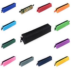 Пенал Surikat Rondo разные цвета 5,5х6,5х23 см.