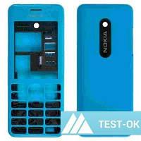 Корпус Nokia 206 Asha | синий