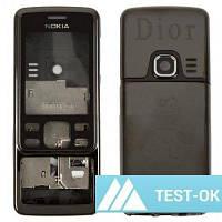 Корпус Nokia 6300 | черный