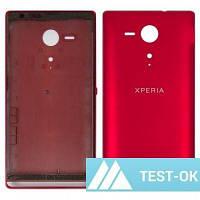 Корпус Sony C5302 M35h Xperia SP | красный