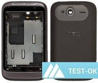 Корпус HTC Wildfire S A510e | серый