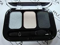 Parisa Cosmetics Eye Shadow Trio тройные тени для век (3) перламутровые, фото 1