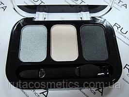 Parisa Cosmetics Eye Shadow Trio тройные тени для век (3) перламутровые