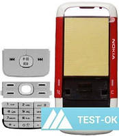 Корпус Nokia 5700 | красный