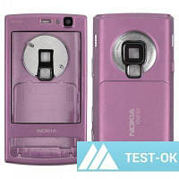 Корпус Nokia N95 8Gb | розовый