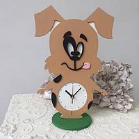 "Часы ""Собачка"", фото 1"