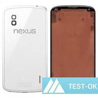 Корпус LG LG E960 Google Nexus 4 | белый