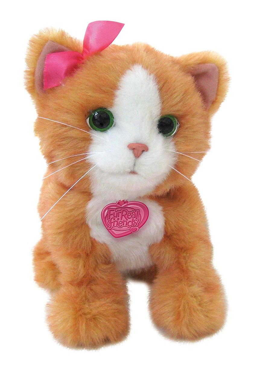 Интерактивный игривый котенок Дейзи Фуриал Френдс Furreal Friends Electronic Cat Daisy