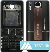 Корпус Sony Ericsson K770i | черный