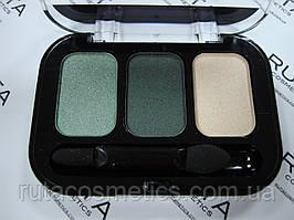 Parisa Cosmetics Eye Shadow Trio тройные тени для век (7) перламутровые