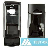 Корпус Nokia N72 | черный