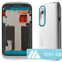 Корпус HTC Desire V | белыйсиний